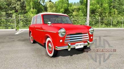 Satsuma 210 1958 para BeamNG Drive