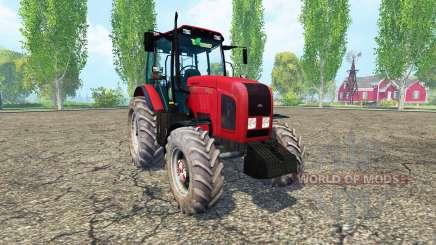 Belarús 2022.3 v3.0 para Farming Simulator 2015