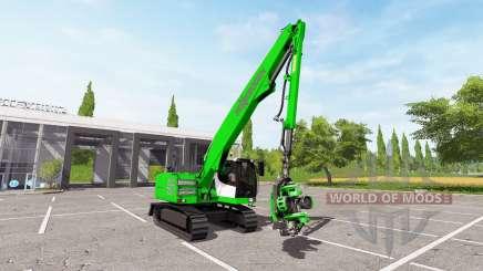 Sennebogen 718 crawler para Farming Simulator 2017