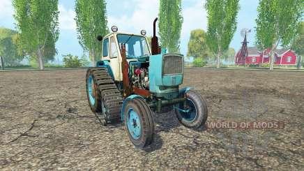 UMZ 6L half-track para Farming Simulator 2015