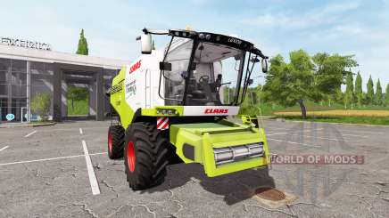 CLAAS Lexion 770 v1.4.2 para Farming Simulator 2017