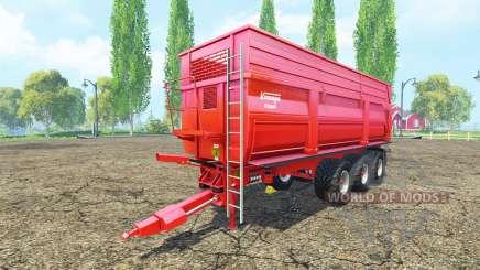 Krampe BBS 900 v1.1 para Farming Simulator 2015