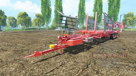 Arcusin AutoStack FS 32 para Farming Simulator 2015