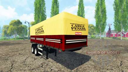 Bitrem Facchini para Farming Simulator 2015
