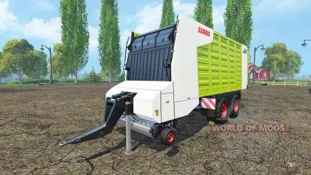 CLAAS Cargos 9500 2-axle para Farming Simulator 2015