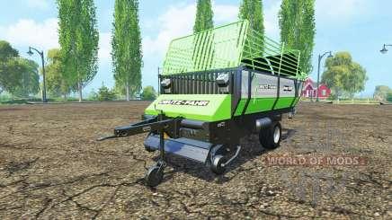 Deutz-Fahr Forage 2500 para Farming Simulator 2015