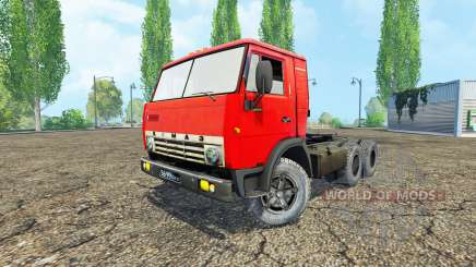 KamAZ 5410 para Farming Simulator 2015