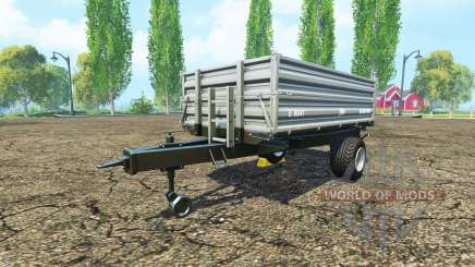 BRANTNER E 8041 manure v3.0 para Farming Simulator 2015