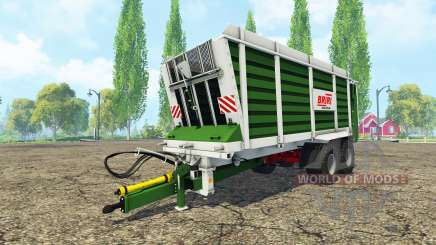 Briri Silotrans 38 para Farming Simulator 2015