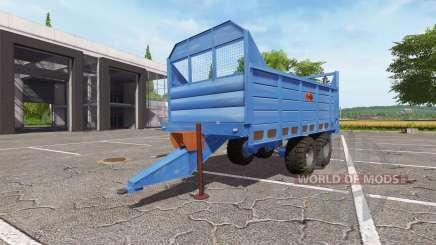 Fortschritt T-088 para Farming Simulator 2017