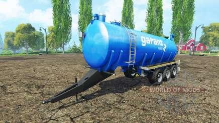 Kotte Garant TSA 30000 feeder para Farming Simulator 2015