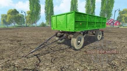 Volquete v1.3 para Farming Simulator 2015