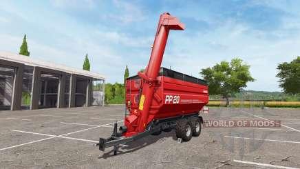 METALTECH PP 20 para Farming Simulator 2017