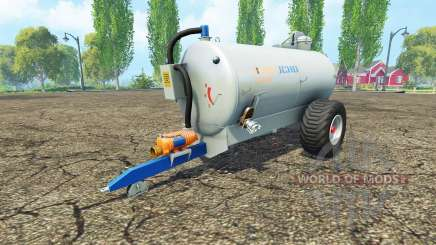 Galucho CG-6000 para Farming Simulator 2015