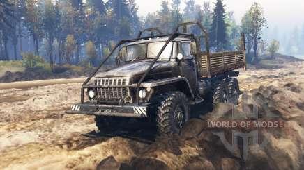 Ural 4320 v7.0 para Spin Tires