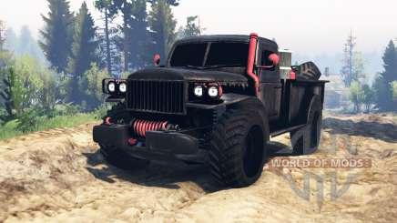 GTA V Bravado Duneloader v2.0 para Spin Tires