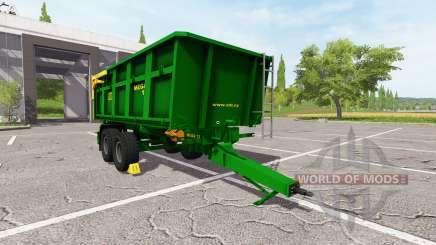 ZDT Mega 13 para Farming Simulator 2017