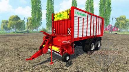 POTTINGER Jumbo 6010 para Farming Simulator 2015