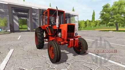 Belarús MTZ 80 v1.1 para Farming Simulator 2017