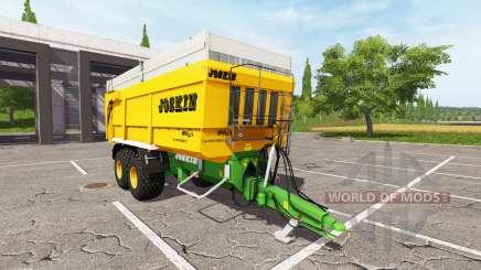 JOSKIN Trans-Space 7000-27 para Farming Simulator 2017
