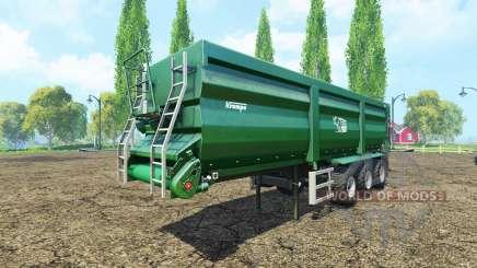 Krampe SB 30-60 multifruit para Farming Simulator 2015