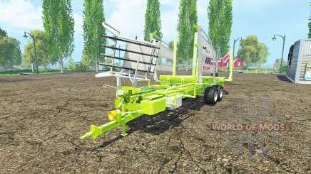 Arcusin AutoStack FS 63-72 v1.1 para Farming Simulator 2015