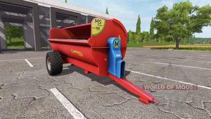 Marshall MS105 para Farming Simulator 2017