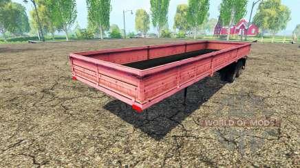 NefAZ de 93 344 para Farming Simulator 2015