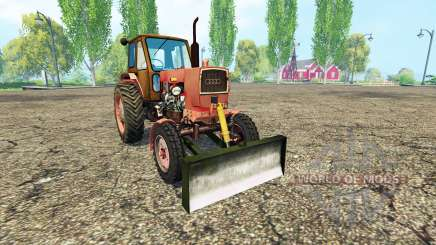 YUMZ 6 para Farming Simulator 2015