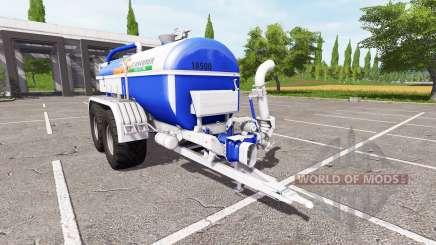 Zunhammer SKE 18.5 PUD Bullshit para Farming Simulator 2017