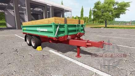 Farmtech TDK 900 v1.0.1 para Farming Simulator 2017