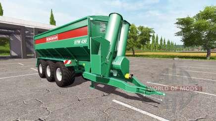 BERGMANN GTW 430 v0.9.5 para Farming Simulator 2017