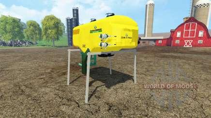Zunhammer Zuni-X-Trac para Farming Simulator 2015