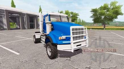 Lizard SX 210 Twinstar agro para Farming Simulator 2017
