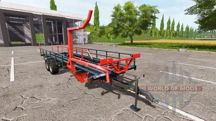 URSUS T-127 Plus para Farming Simulator 2017