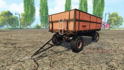 URSUS T57DR para Farming Simulator 2015
