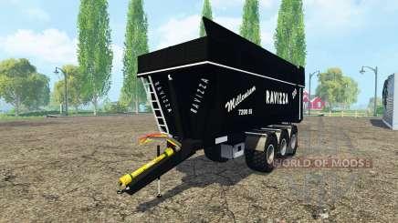 Ravizza Millenium 7200 v1.2 para Farming Simulator 2015