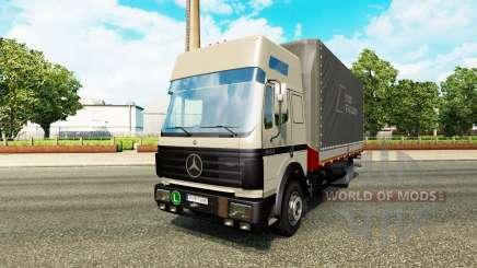 Mercedes-Benz 1853 Tándem v1.21 para Euro Truck Simulator 2