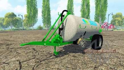 Bauer VB60 para Farming Simulator 2015
