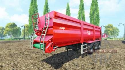 Krampe SB 30-60 fieldmaster para Farming Simulator 2015