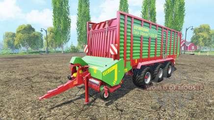Strautmann Tera-Vitesse CFS 5201 DO v2.0 para Farming Simulator 2015