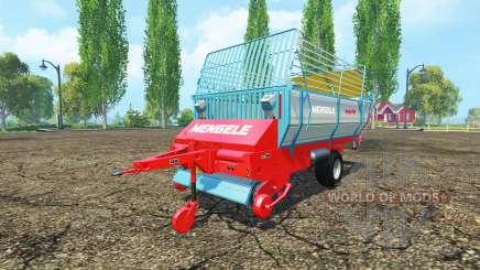 Mengele Forage 2500 para Farming Simulator 2015