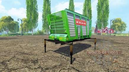 BERGMANN HTW para Farming Simulator 2015