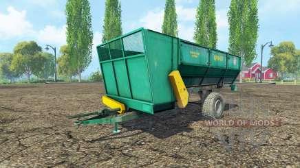 KRF 10 para Farming Simulator 2015