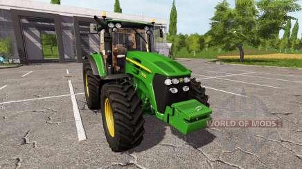 John Deere 7930 v2.1 para Farming Simulator 2017