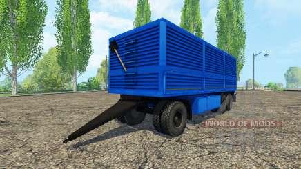 Planeta 852911А para Farming Simulator 2015