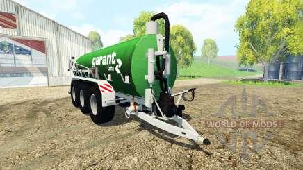 Kotte Garant VTR nozzle manifold para Farming Simulator 2015