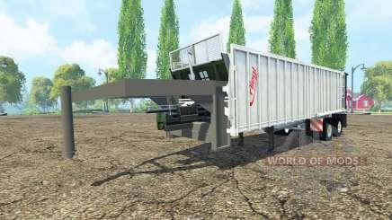 Fliegl ASS 2101 para Farming Simulator 2015