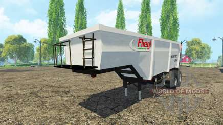Fliegl XST 34 v2.0 para Farming Simulator 2015