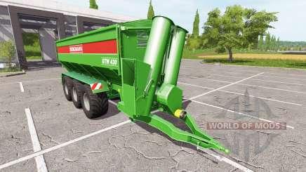 BERGMANN GTW 430 v1.1 para Farming Simulator 2017